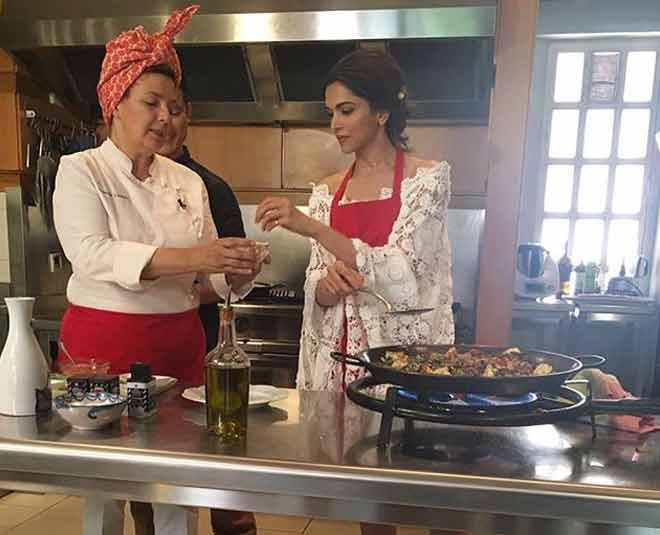 deepika padukone food cooking big