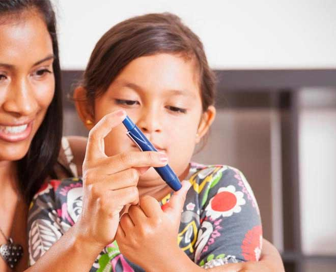 diabetes in child article image