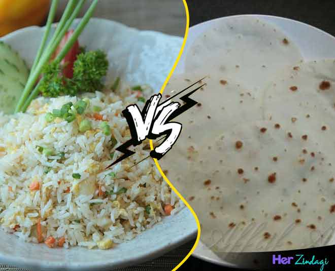 roti rice health diet big