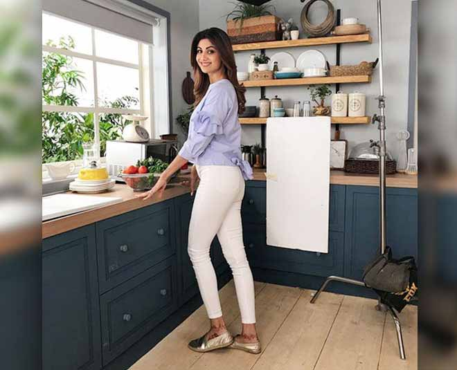 shilpa shetty cooking article