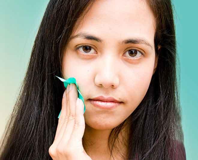 oily skin treatment lead