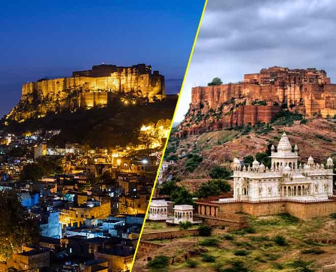 Mehrangarh Famous Fort