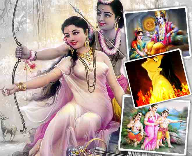 Take lesson from ramayana character devi sita life ()