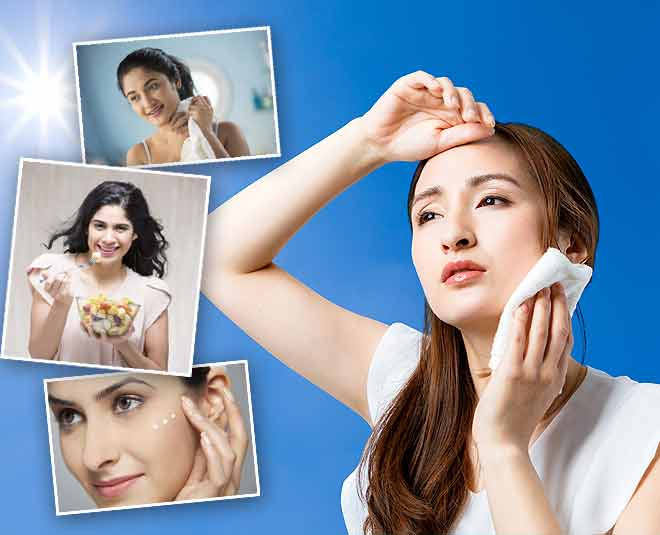 expert beauty tips for skin care in summer main