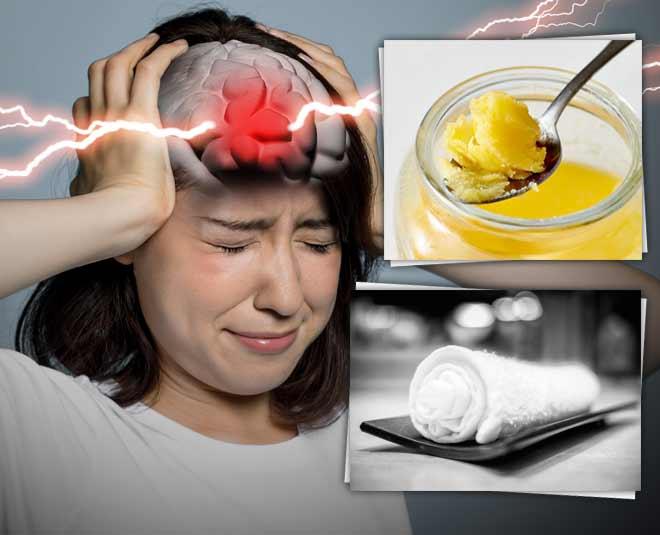 home remedies for migraine in summermain