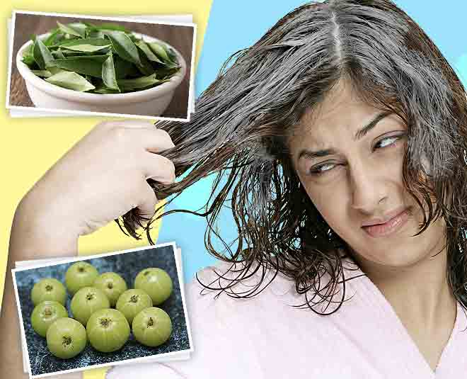 home remedies for white hair main