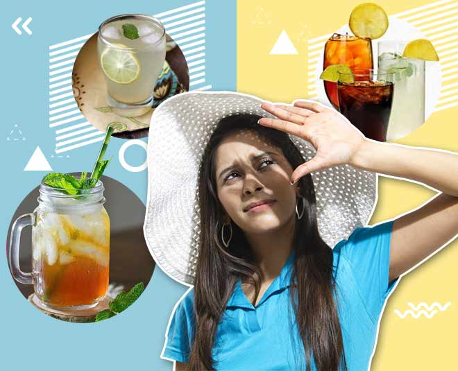 summer drinks which actualy dehydrate skin MAIN