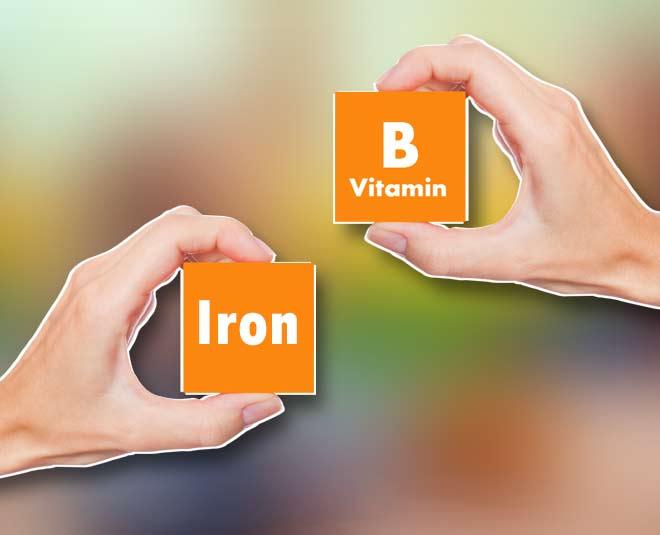 Image result for प्रोटीन, विटामिन बी12 और आयरन की कमी