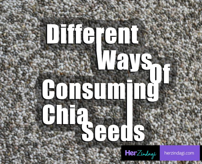 Consuming Chia Seeds