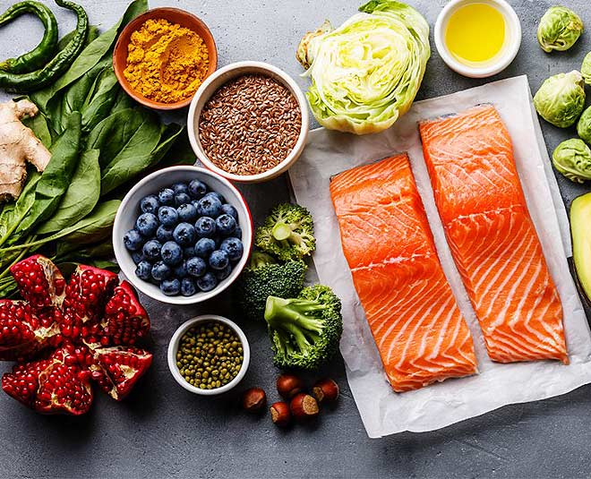 Slow Down Aging With Food