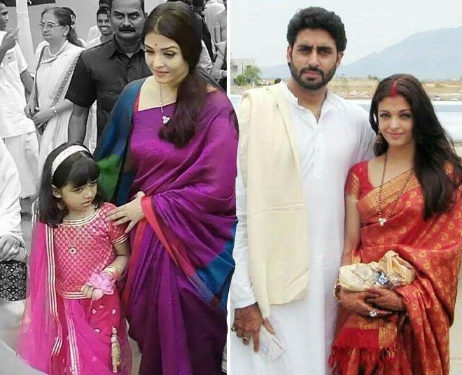 aishwarya rai abhishek bachchan wedding aradhya