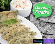 cheese burst paratha recipes thumb