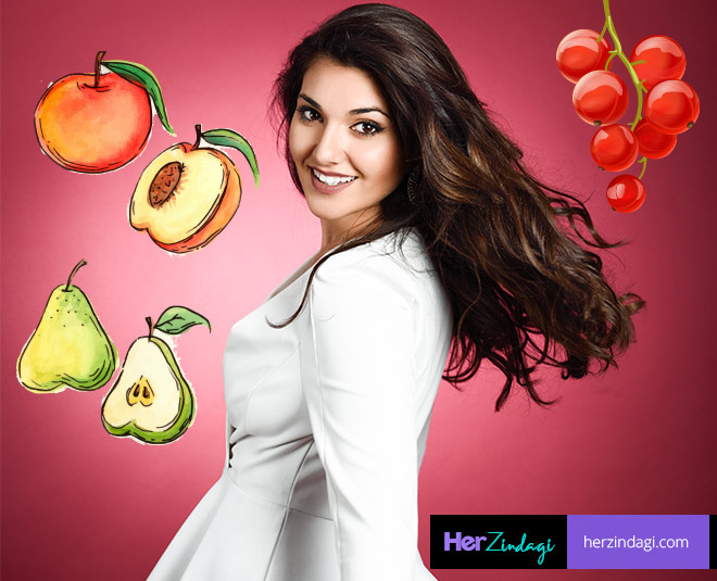 happy girl mood fruit MAIN