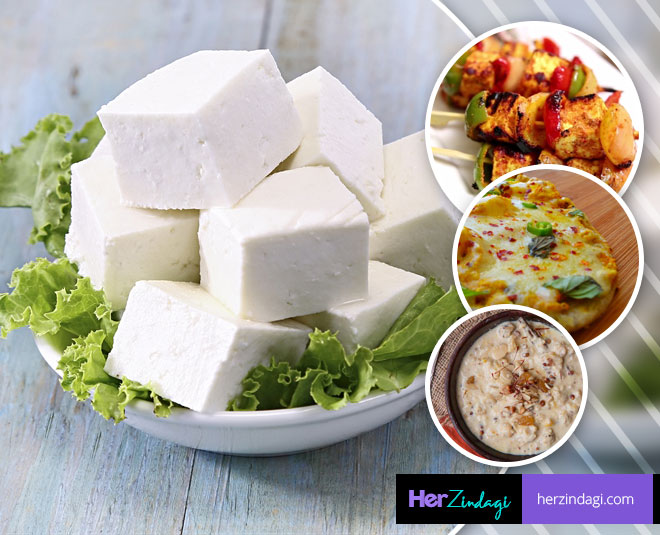 paneer five mouth watering dishes main