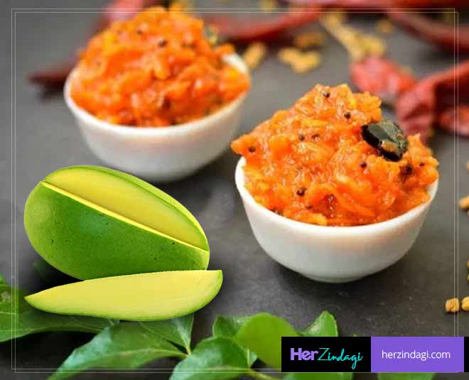 raw mango achar chutney recipe main