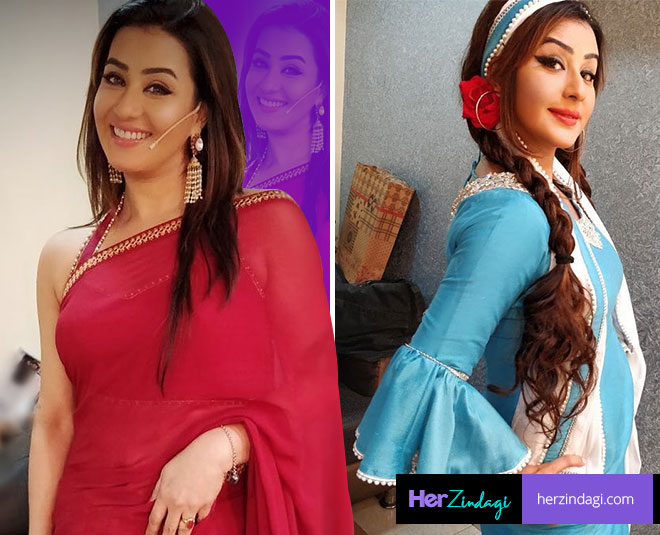 shilpa shinde birthday main