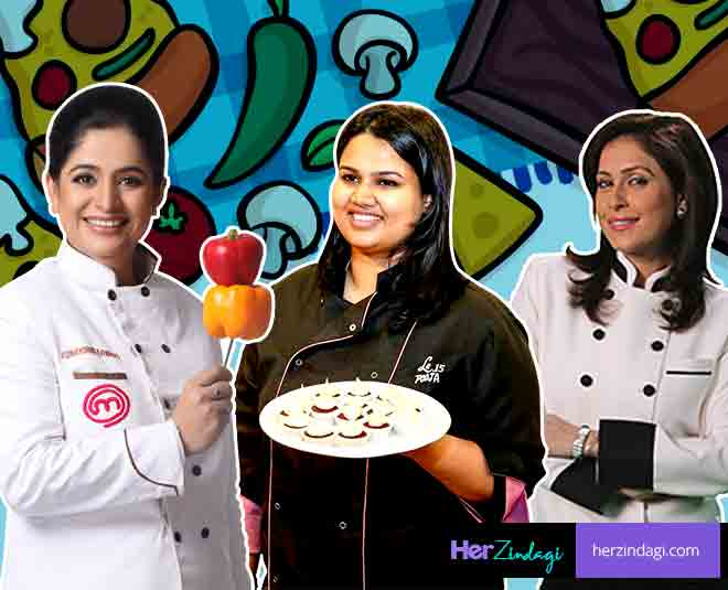 women chefs india article