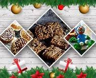 Buy tasty Christmas desserts and cakes from delhi  famous spots
