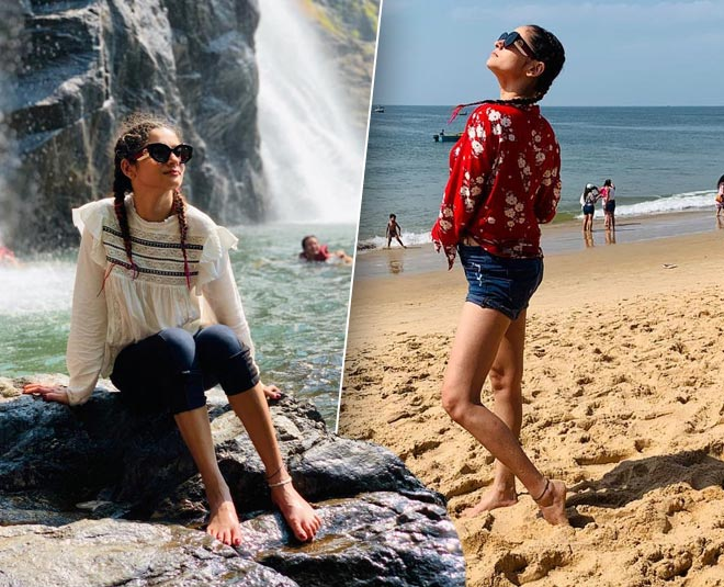 Manikarnika actress ankita lokhande goa travel diary