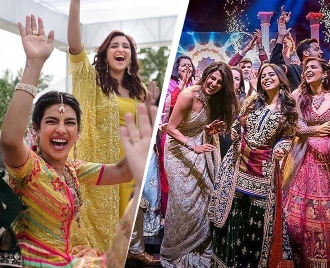 Parineeti chopra open many secrets of priyanka chopra and nick jonas sangeet ceremony