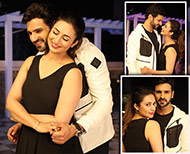 Yeh hai mohabbatein fame divyanka tripathi got surprised by her husband on her birthday