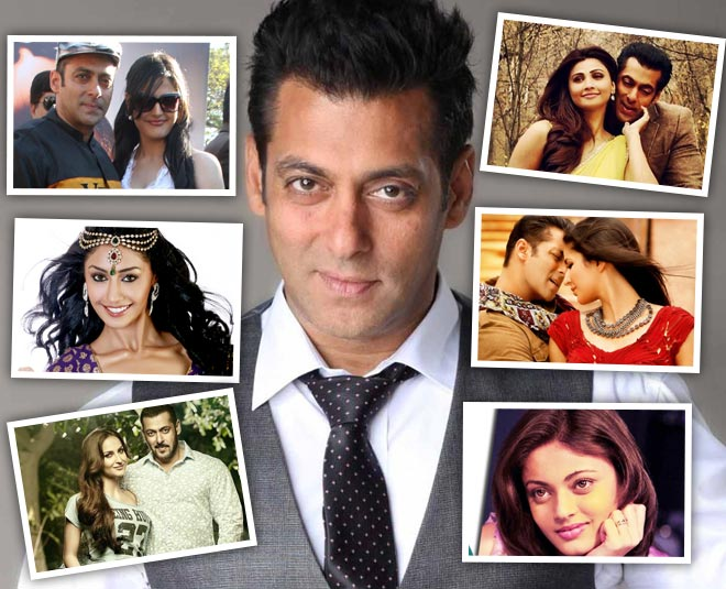 big daddy of bollywood salman khan promoted these actresses