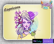 capricorn horoscope  relationship career health thumb
