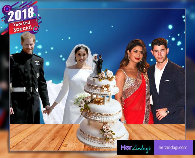 celebrity wedding cake from bollywood actress priyanka chopra to meghan markle big
