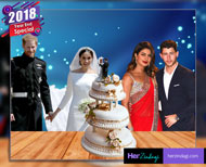 celebrity wedding cake from bollywood actress priyanka chopra to meghan markle thum