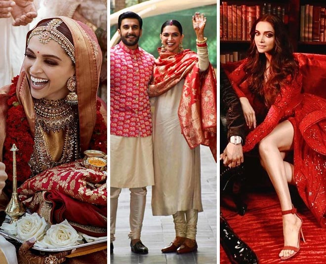 from mehendi wedding to reception deepika padukone all looks main