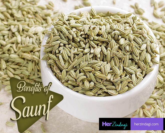 health benefits of saunf
