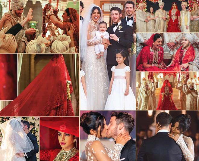 priyanka nick wedding album