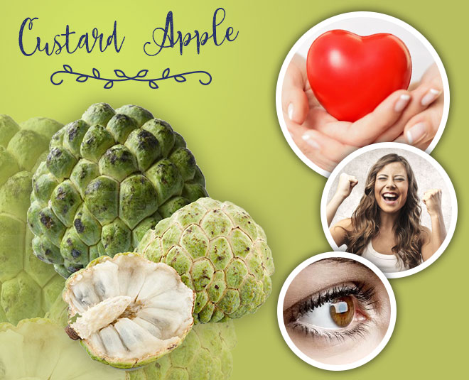 sharifa custard apple healthy heart good eyesight main