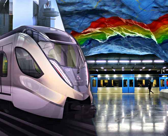 most beautiful metrostation in world ()