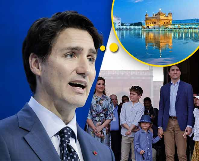 Canadian Prime Minister Justin Trudeau Want  To Visit  Golden Temple Located In Amritsar  ()