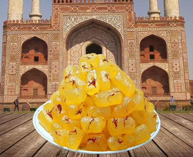 agra famous food items