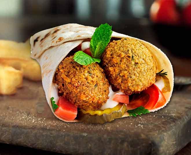 How to Make Syrian Food Falafel: Syrian Food Falafel Veg ...