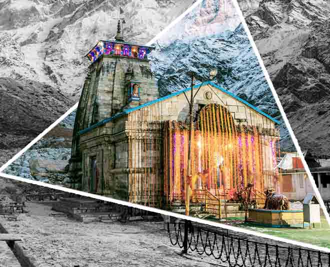 kedarnath mandir history