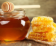 raw honey health t