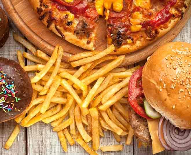 Junk food harm