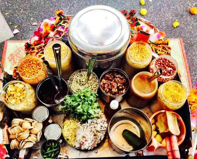 jhalmuri recipe street food big