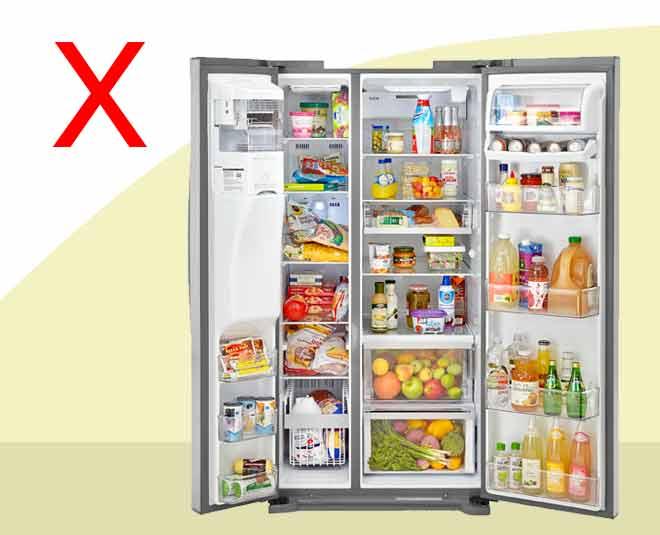 refrigerate food BIG