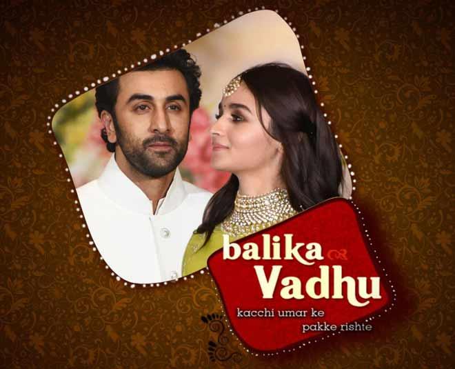 Alia bhatt and ranbir kapoor had photo shoot for balika vadhu