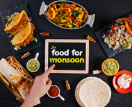 food for monsoon thum
