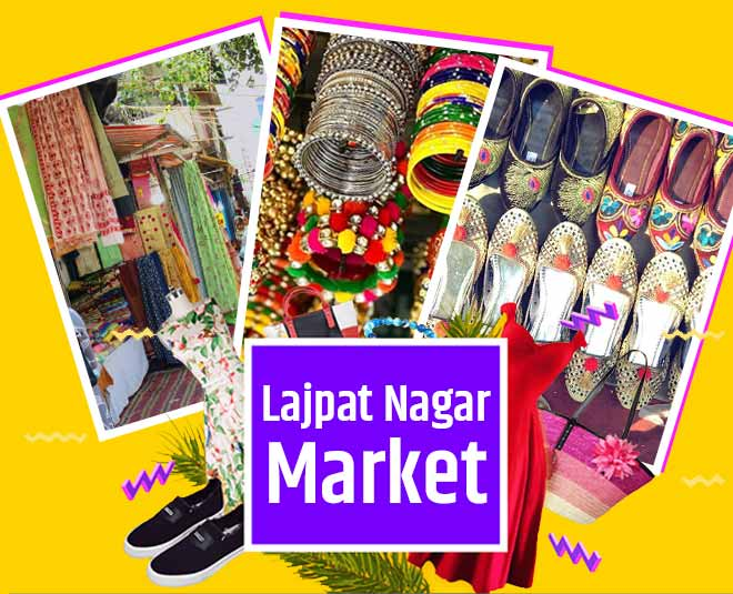 lajpat nagar market shopping article