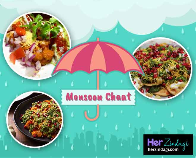 monsson chaat for barish main