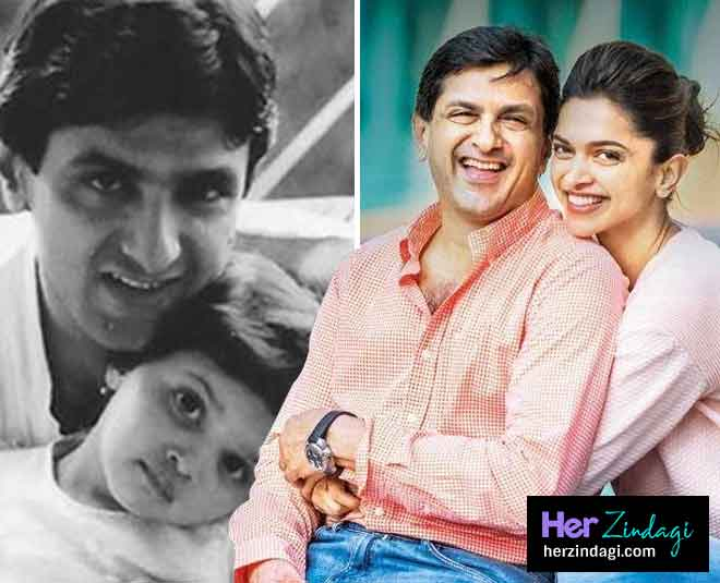 Deepika padukone father scold her in childhood for her ...