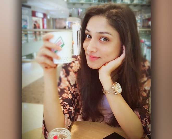 Donal Bisht talking about her love for food and difference