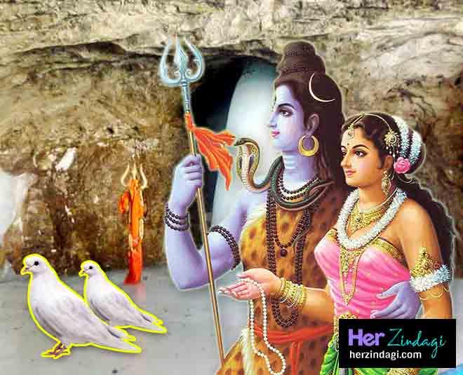 amarnath yatra  lord shiva