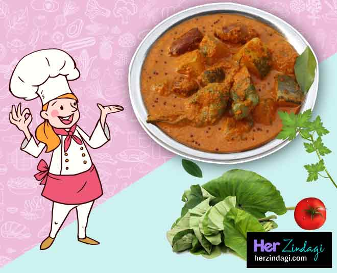 arabi kofta sabji in hindimain